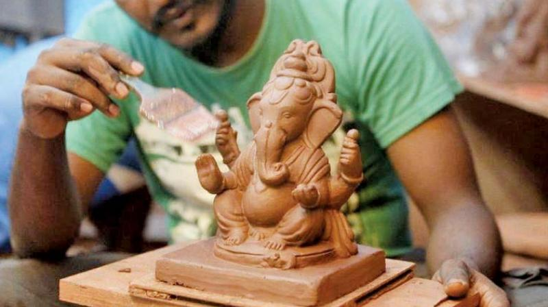 According to data sourced from six zonal ward offices, permissions have been granted to only 91 out of 202 Ganeshotsav mandals that have applied.