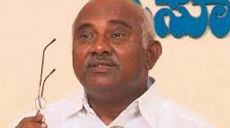 Karnataka Assembly Speaker K R Ramesh Kumar (Photo: File)