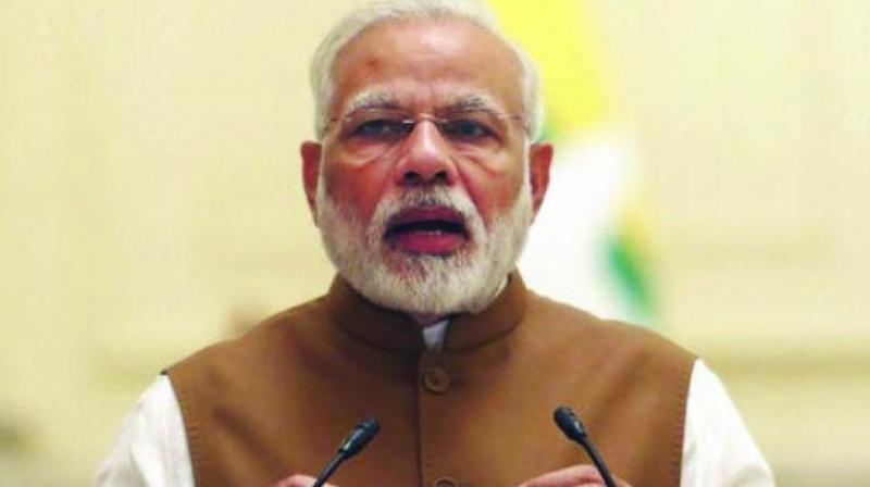 Prime Minister Narendra Modi's idea of the Indian nation with frozen boundaries guarded by imported anti-missile systems borrows as much from medieval Europe as from the division of spoils in the aftermath of colonial conquest of Indian states and principalities.
