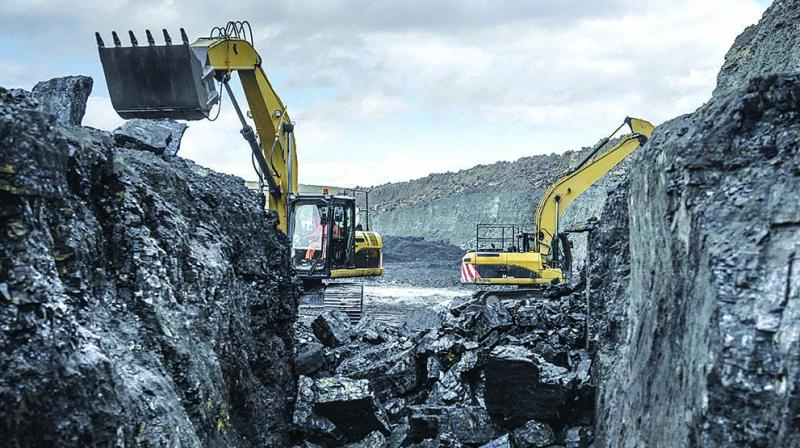 In a bid to attract investments and boost coal production, the government on Wednesday approved promulgation of an ordinance to open up the coal mining sector further by allowing non-coal companies to take part in auctions without end-use restrictions.