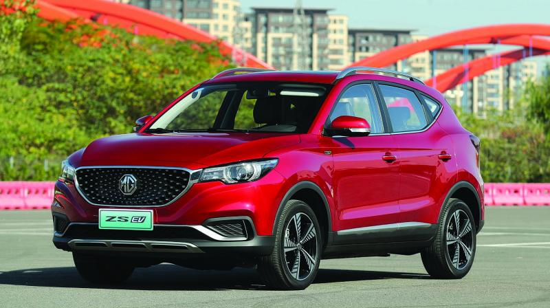 The New Delhi-based car maker, which opened the pre-bookings for the MG ZS EV on December 22, closed it on January 17 to meet timely delivery to buyers.