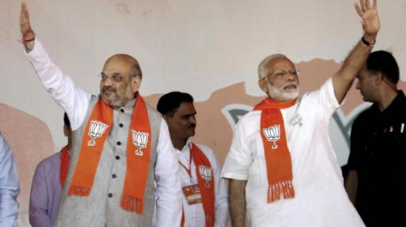 A coup of sorts was accomplished by Prime Minister Narendra Modi when he managed to get Amit Shah chosen as party president after he inducted Rajnath Singh, who was midway through his second presidential term, into the Cabinet.