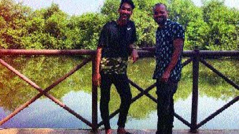 Soumik and Nucleya in Goa
