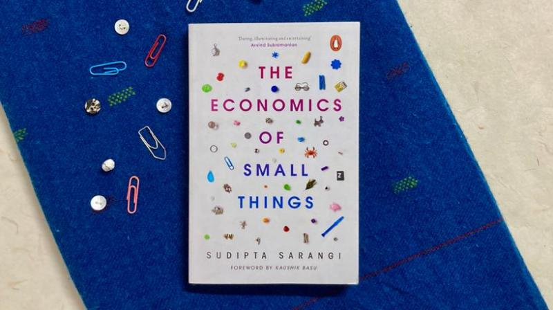 Dr Sudipta Sarangi's The Economics of Small Things (Twitter@PenguinIndia)