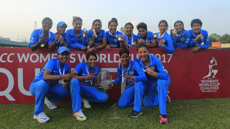 India also entered the semi-finals of last November's T20 World Cup in the West Indies. (Photo: AP)