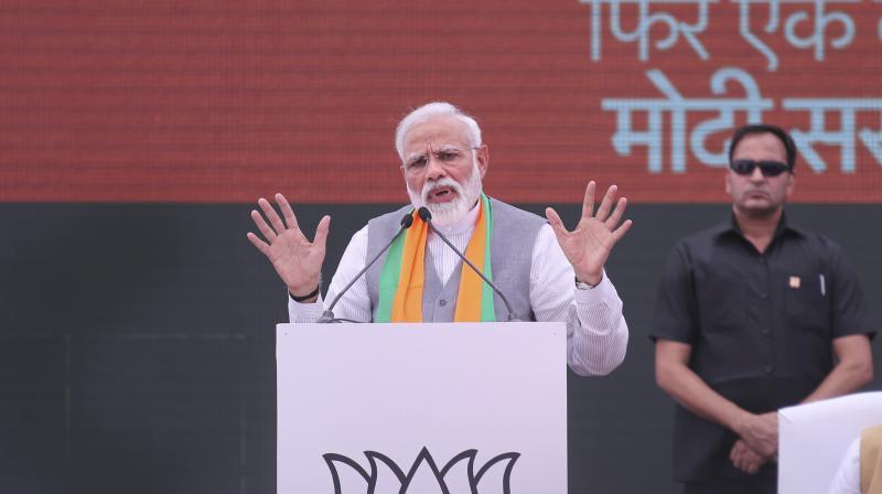 Prime Minister Narendra Modi. (Photo: AP)