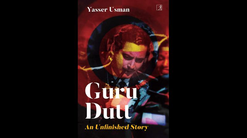Cover page of Guru Dutt: An Unfinished Story