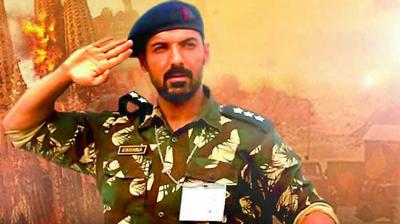 John Abraham in the still from 'Parmanu'.