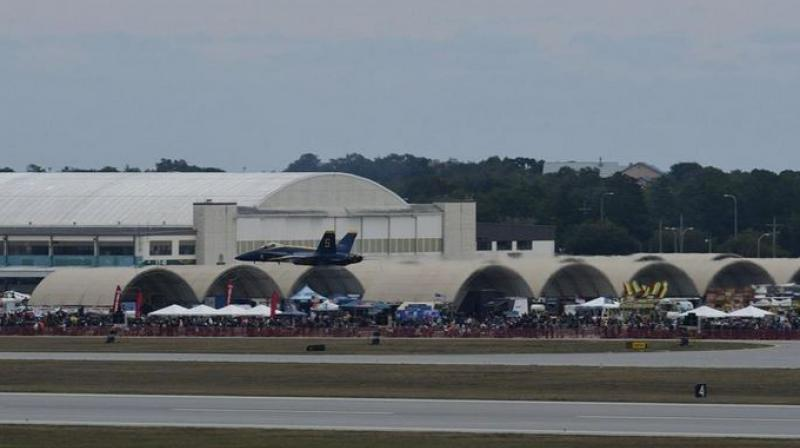 President Donald Trump expressed shock and grief at the incident and said he was personally monitoring the situation at the Naval Air Station Pensacola, that employs more than 16,000 military personnel and 7,400 civilians. (Photo: Facebook)