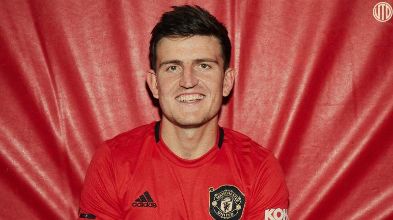 Maguire started his career at Sheffield United before making the leap into the Premier League with Hull in 2014. (Photo: Manchester United/Twitter)