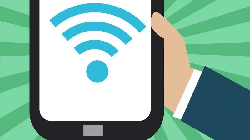 Wi-Fi speeds vary depending, among other things, on how many devices are actively using the network.