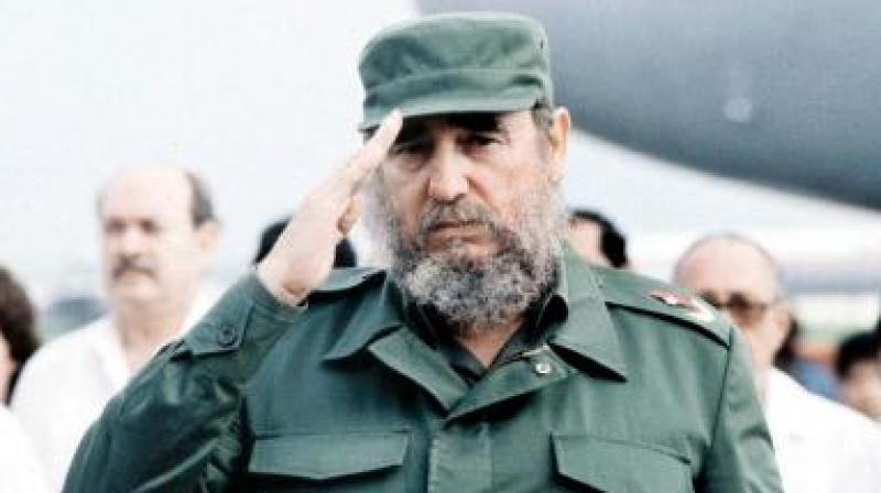 Nearly 30 representatives of various groups and countries lauded Castro, who died Nov. 25 at the age of 90. But there were no speakers from Western nations. (Photo: AFP)