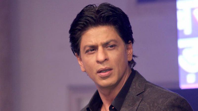 Shah Rukh Khan was last seen in 'Raess.'