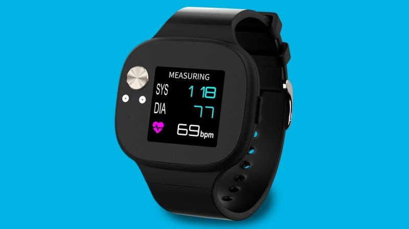 The new wearable is claimed to last 28 days. (Photo credit: Wareable)
