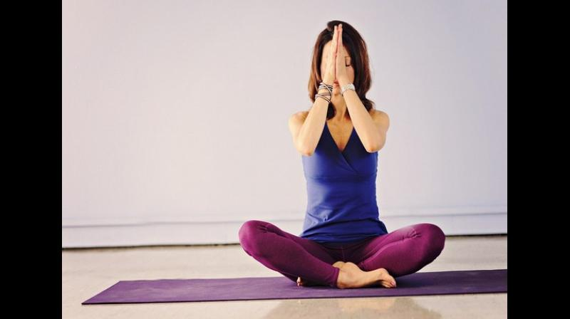 The amygdala, a brain structure that contributes to emotional regulation, tends to be larger in yoga practitioners than in their peers who do not practice yoga. (Photo: ANI)