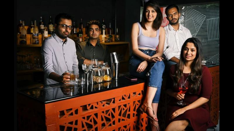 Team The Lazy Bartender