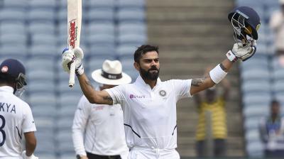 Virat Kohli First Indian To Score 40 International Hundreds
