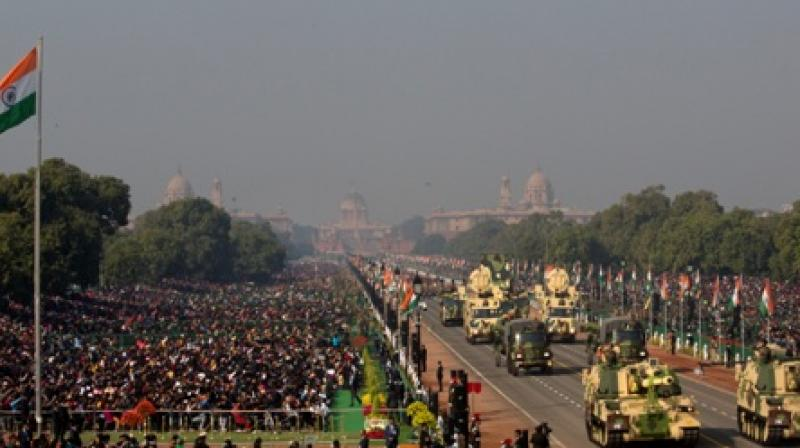70th Republic Day 2019: India displays diveristy at Rajpath in New Delhi
