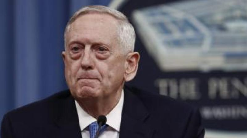 Mattis writes in his book about the changes he made on the ground lines of communication to Afghanistan when he was Commander of the US Central Command. (Photo: AP)