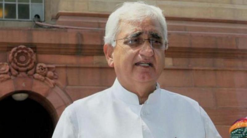 Salman Khurshid (Photo: PTI)