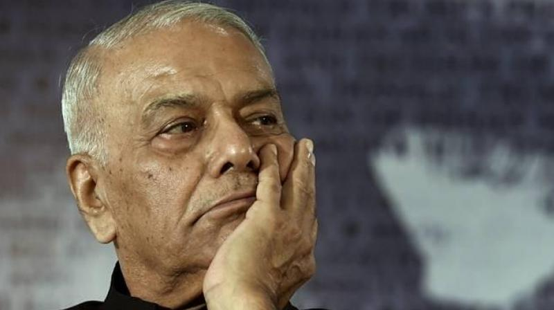 The former Union minister, who has had frequent run-ins with the current BJP leadership, was detained on Monday evening while protesting outside the Akola district collector's office against the state government's