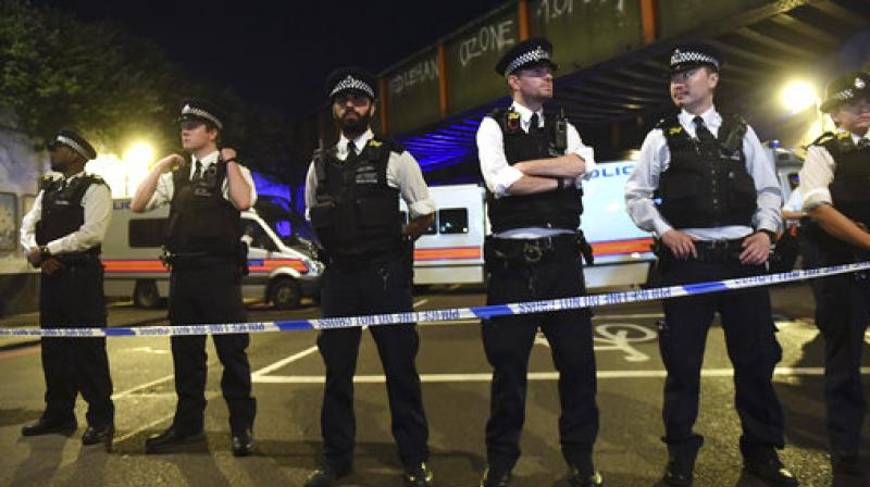 Police figures released in March had showed a considerable rise in hate crimes in London over the previous year. (Photo: AP/Representational)