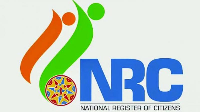 They are trying desperately to get themselves included in the National Register of Citizens (NRC) by producing various documents.