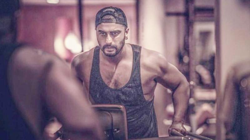 Arjun Kapoor. (Photo: Twitter)