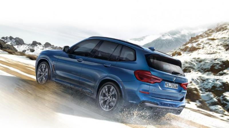 German luxury car maker BMW on Tuesday launched petrol variant of its all-new X3 sports utility vehicle priced at Rs 56.9 lakh (ex-showroom) in India.