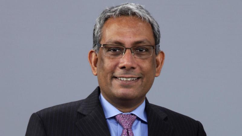 Ravi Venkatesan (Photo: Infosys)