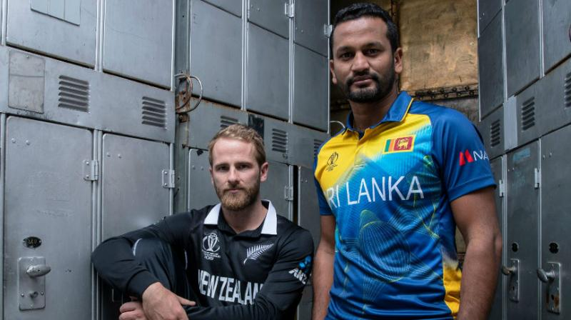 If Sri Lanka wants to reach the finals, the duo of Matthews and Malinga must fire. (Photo: cricket world cup official website)