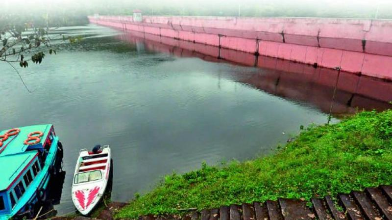 Palanisamy's comments came few days after Vijayan had sought the Tamil Nadu government's intervention to draw water from the brimming dam. (Photo: File/The Asian Age)