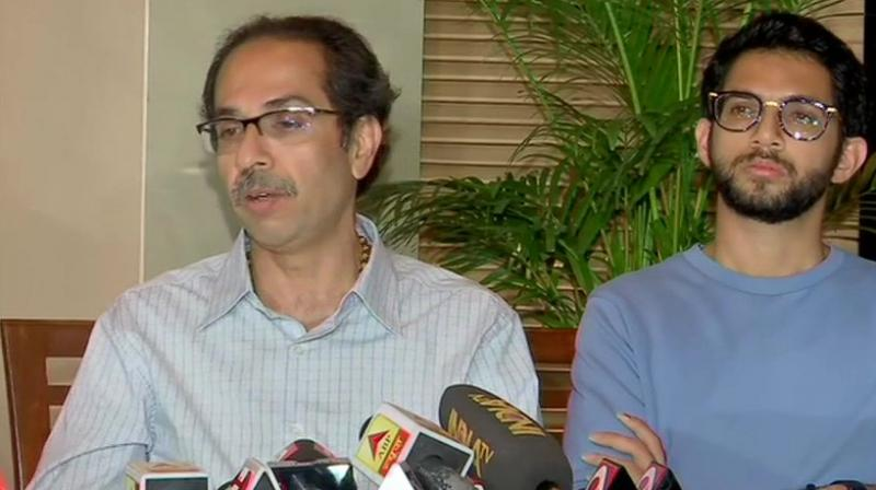 He said the Sena also needs a clarity on the Common Minimum Programme (CMP) just like the Congress and the NCP. (Photo: ANI)