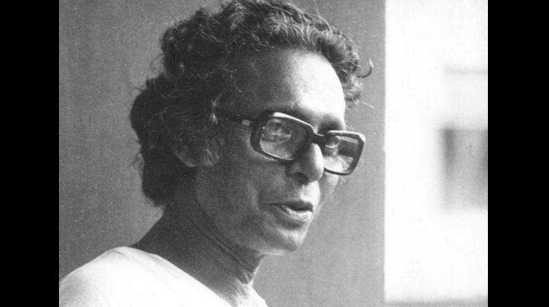 Mrinal Sen (Photo: Twitter | @paramspeak)