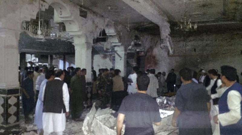 ISIS claimed responsibility for an attack on Tuesday that killed at least 29 and wounded more than 63 at a Shi'ite mosque in Herat. (Photo: AP)