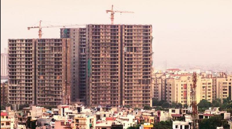 Realty sector to witness upto 60 pc decline in residential sales volume in FY21. (Representative Image)