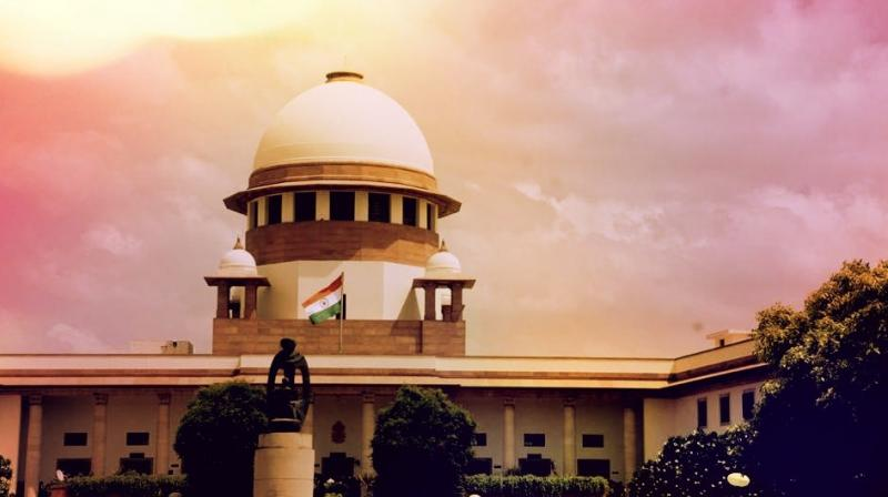 The Supreme Court of India. (Photo: PTI)
