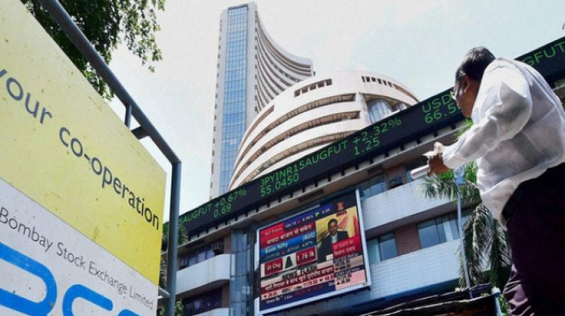 Stock markets remained volatile throughout the day amid mixed Asian markets as investors awaited the US inflation data later in the day for cues about the pace of Fed rate hikes. (Photo: File   PTI)