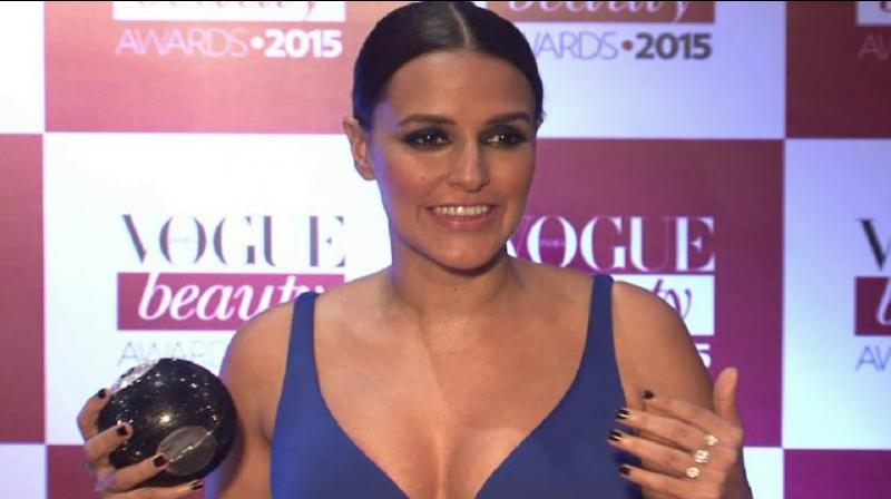 Entertainment artist and true bred cricket enthusiast, Neha Dhupia joined the celebration and unveiled the new Daniel Wellington Cricket Campaign in Delhi on June 4.