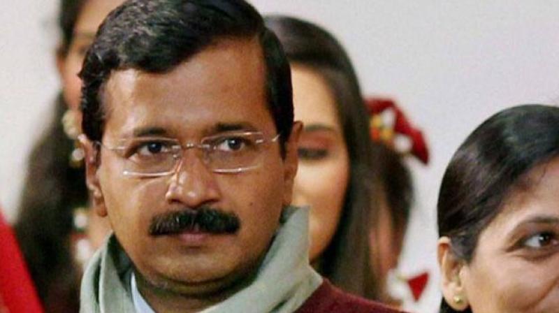 Delhi CM Arvind Kejriwal. (Photo: File)