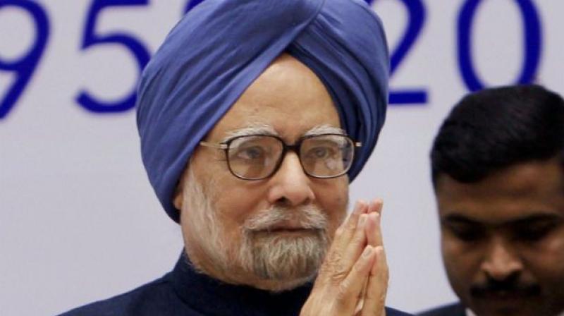Former PM Manmohan Singh. (Photo: File)
