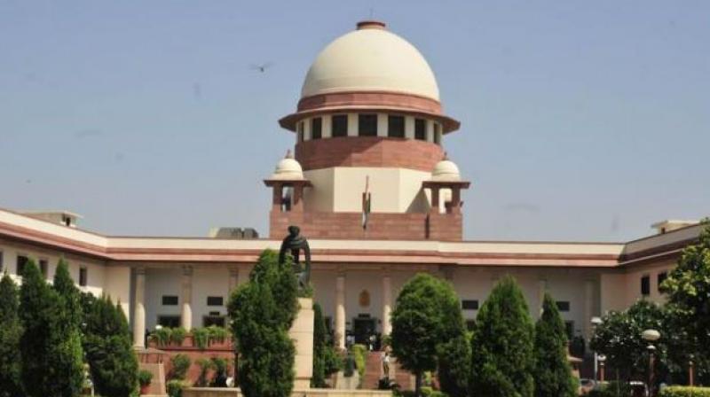 Supreme Court of India. (Photo: File)