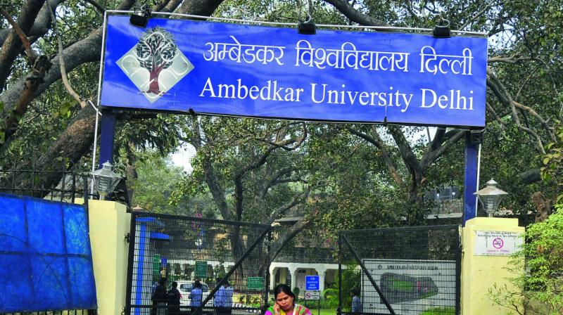 AUD only varsity to have quota for Delhiites