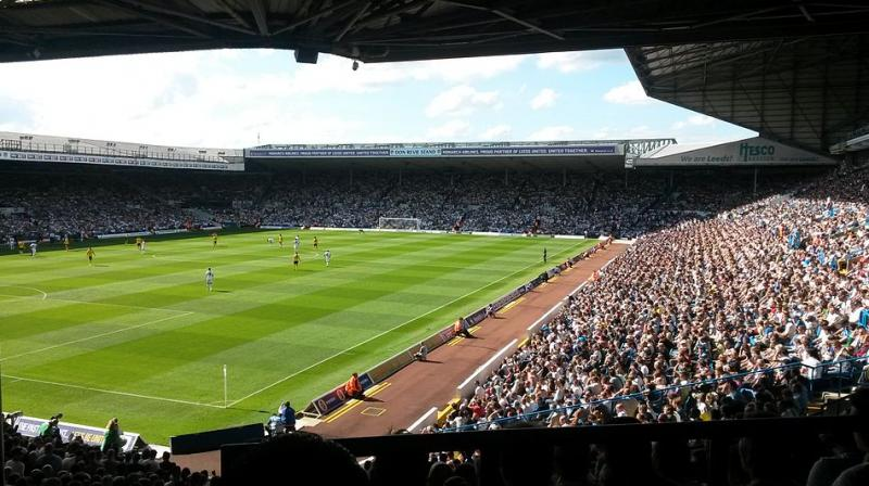 Leeds United Club's Elland Road Stadium. DC File Photo