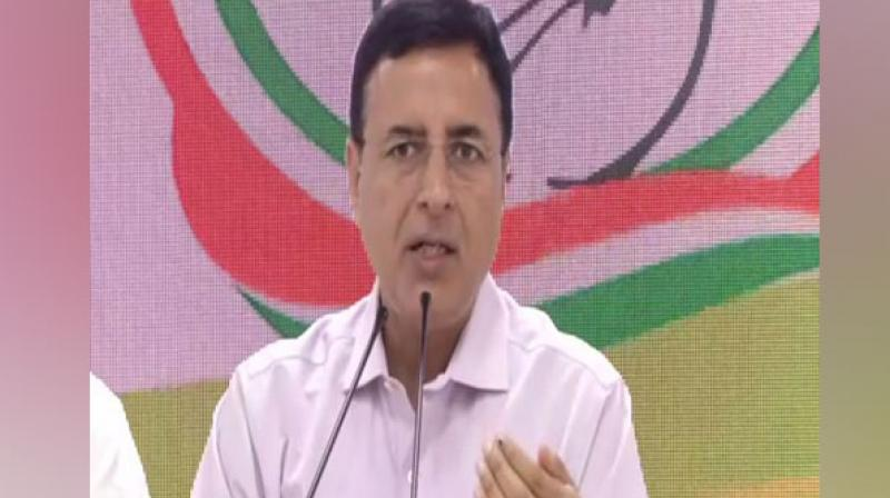 'Government and intelligence agencies must take suitable action so that attacks be curtailed in future,' Congress chief spokesperson Randeep Surjewala tweeted. (Photo: File)