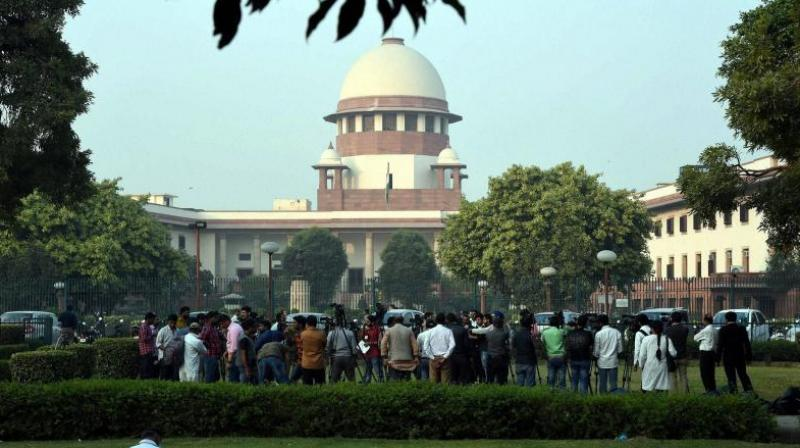 The Supreme Court had ordered the appointment of 20 judges, but only three judges are working.  (Photo: PTI)