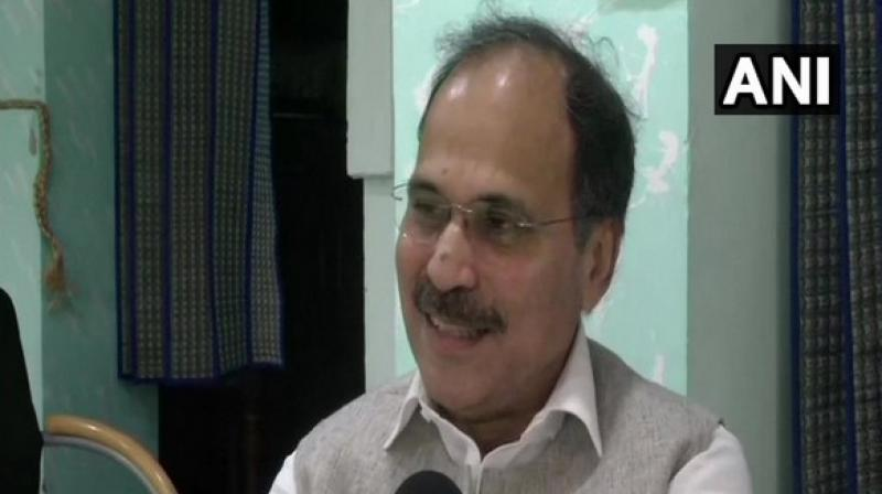 'They should not indulge in cut and paste policy. Since 1948, Kashmir has been under the monitoring mechanism of the United Nations. So,in the wake of bifurcation of Jammu and Kashmir state, what should be the stand and status of our country and also Jammu and Kashmir?' he said. (Photo: ANI)