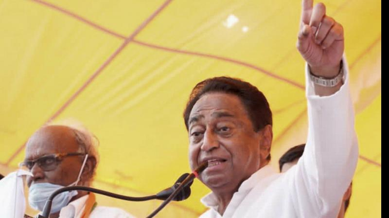 Former Chief Minister and Madhya Pradesh Congress President Kamal Nath