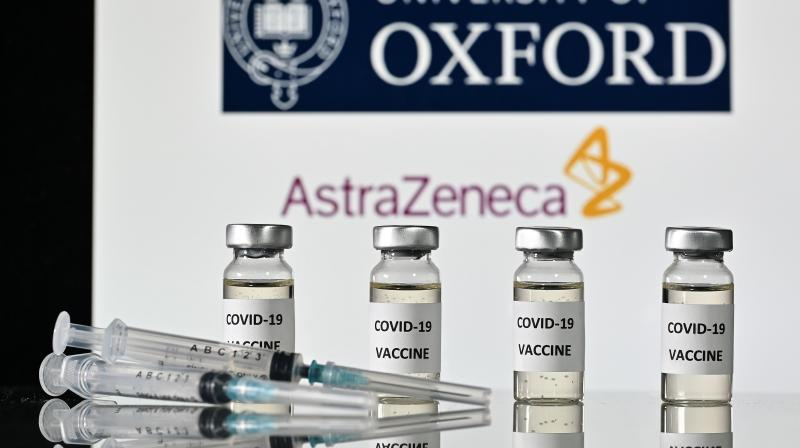 Oxford vaccine produces