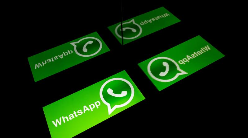 Whatsapp said it was moving back the date on which people will be asked to review and accept the terms. (AFP)